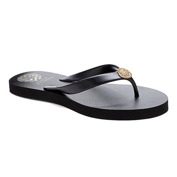 e1af81e073849 NWOT Vince Camuto Fibby Flip Flops